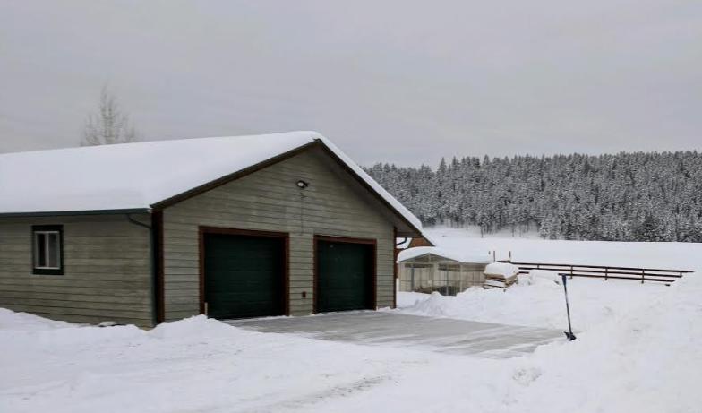 Warehouse Snow