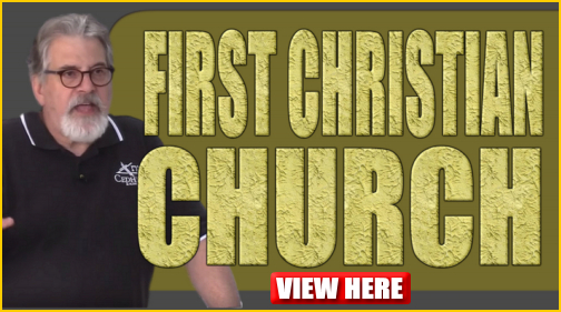 where was the first christian church formed