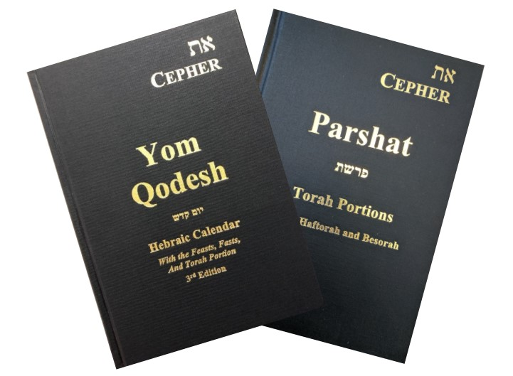 Yom Qodesh & Parshat Package Deal
