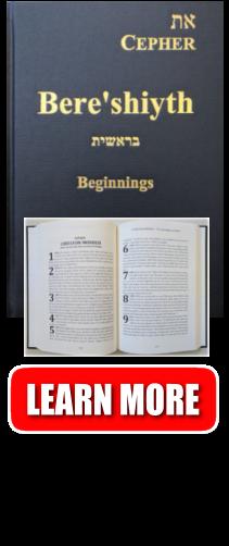 bereshiyth book