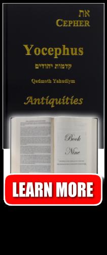 Yocephus Antiquities Cover